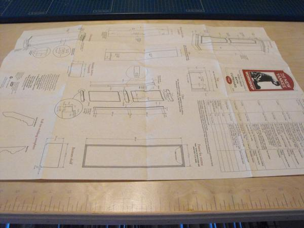 Bath Cupboard Woodworking Plan Featuring Norm Abram