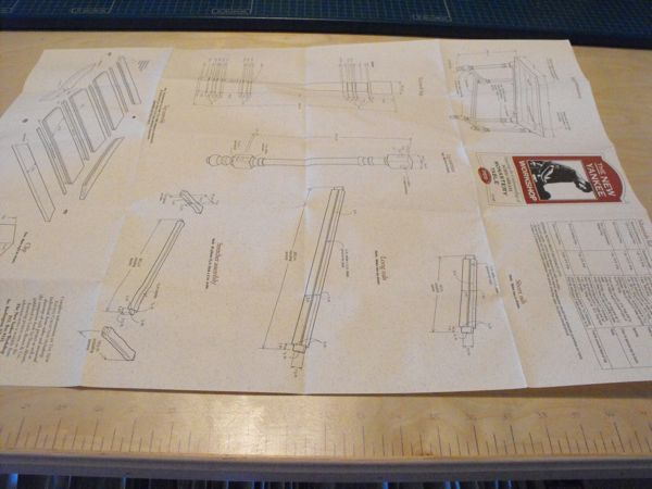 Monastry Table Woodworking Plan Featuring Norm Abram