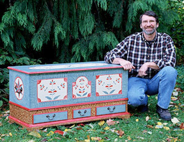 The Dower Chest Woodworking Plan Featuring Norm Abram