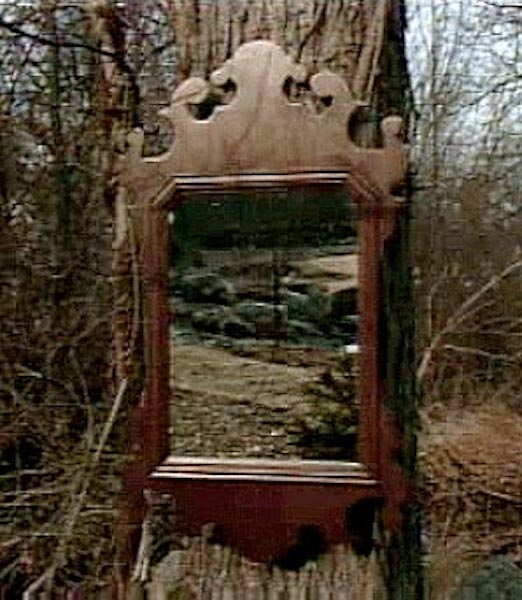 Chippendale Mirror Vintage Woodworking Plan woodworking plan