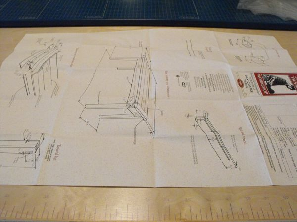 Oak Coffee Table Woodworking Plan Featuring Norm Abram