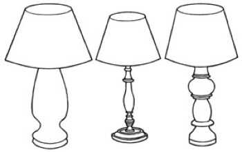 Three Turned Lamps Woodworking Plan Featuring Norm Abram