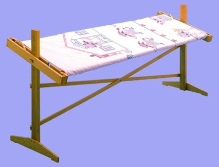 R14-1100 - A Quilt Rack Vintage Woodworking Plan