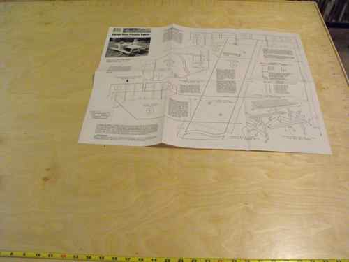 R14-1310 - Picnic Table for Children Vintage Woodworking Plan.