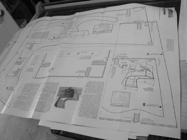 Colonial Cradle Vintage Woodworking Plan.