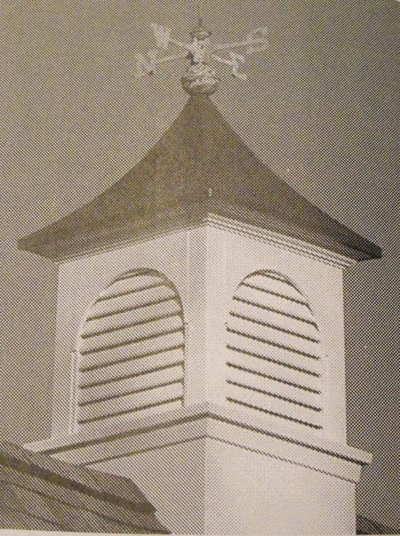 Cupola Vintage Woodworking Plan.