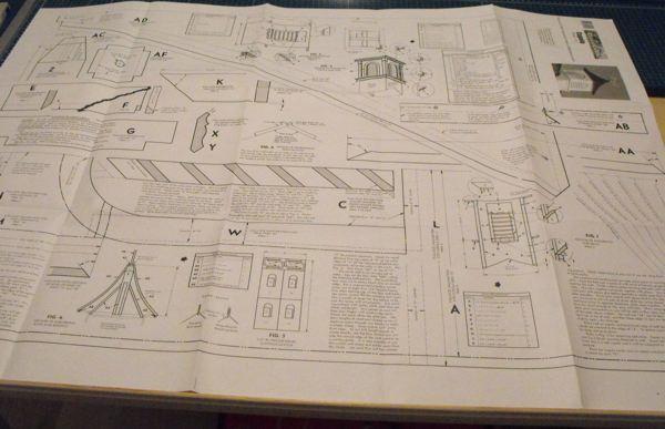 R14 1511 Cupola Vintage Woodworking Plan