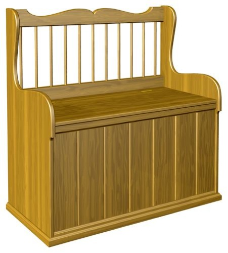 Deacons Bench Vintage Woodworking Plan