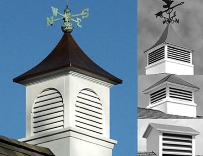R14 2154 Distinctive Cupolas Vintage Woodworking Plan