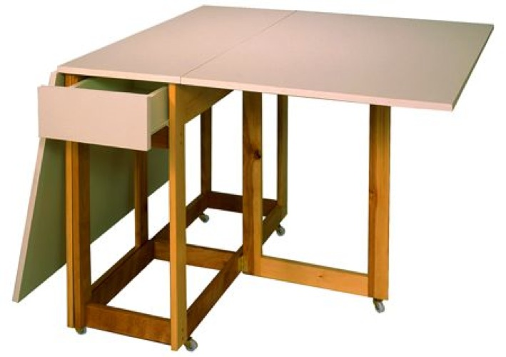 Sewing Table Vintage Woodworking Plan