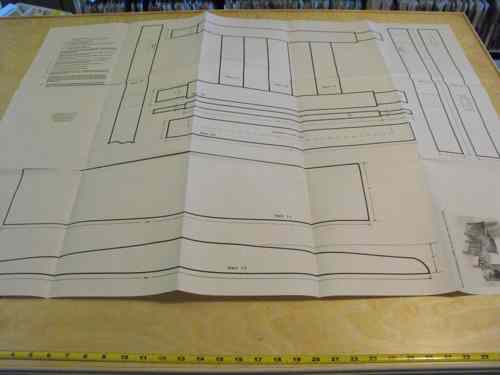 R14-3299 - Mission Furniture Vintage Woodworking Plan Set