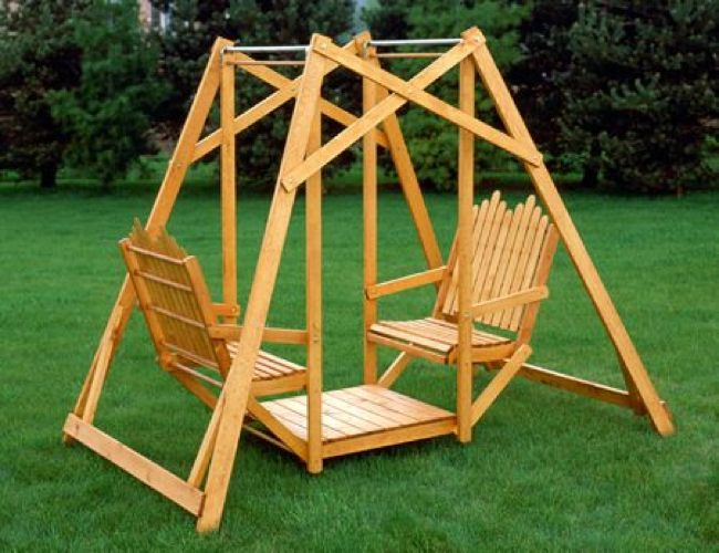 Tung Oil Finish Wood Floors, Double Glider Swing Plans