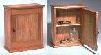 01-275 - Keepsake Cabinet Woodworking Plan