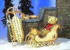 04-FS-136 - Sleigh and Sled Woodworking Plan.