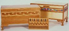 04-FS-137 - Toy Chest Woodworking Plan