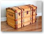 04-FS-150 - European Trunk Woodworking Plan