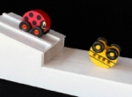 Tumble Bug and Bus Woodworking Plan - part of a 17 pattern package