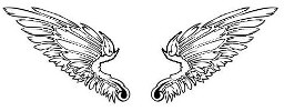 05-003 - Wings II Scroll Saw Pattern