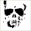 05-004 - Skull I Scroll Saw Pattern