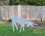 Grazing Reindeer Woodworking Plan