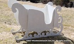 05-WC-0021 - 3D Santa Sleigh Yard Art Woodworking Pattern