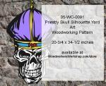 fee plans woodworking resource from WoodworkersWorkshop® Online Store - human skulls,royalty,priests,game of throne,anarchy,vikings,yard art,painting wood crafts,scrollsawing patterns,drawings,plywood,plywoodworking plans,woodworkers projects,workshop blueprints