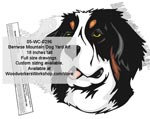 fee plans woodworking resource from WoodworkersWorkshop� Online Store - Bernese Mountain Dogs,pets,animals,dog breeds,yard art,painting wood crafts,scrollsawing patterns,drawings,plywood,plywoodworking plans,woodworkers projects,workshop blueprints
