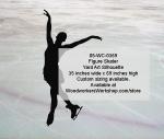 fee plans woodworking resource from WoodworkersWorkshop� Online Store - figure skating,figure skaters,ice skating,solo,Skate Canada,ISU,yard art,painting wood crafts,scrollsawing patterns,drawings,plywood,plywoodworking plans,woodworkers projects,workshop blueprints