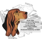 Bruno Jura Hound Dog Yard Art Woodworking Pattern woodworking plan