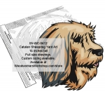 Catalan Sheepdog Yard Art Woodworking Pattern
