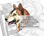 fee plans woodworking resource from WoodworkersWorkshop� Online Store - Greenland Dogs,dog breeds,yard art,painting wood crafts,scrollsawing patterns,drawings,plywood,plywoodworking plans,woodworkers projects,workshop blueprints