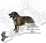 Karst Shepherd Dog Intarsia or Yard Art Woodworking Plan Kanni woodworking plan