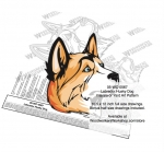 fee plans woodworking resource from WoodworkersWorkshop® Online Store - Labrador Husky dogs,pets,animals,dog breeds,intarsia,yard art,painting wood crafts,scrollsawing patterns,drawings,plywood,plywoodworking plans,woodworkers projects,workshop blueprints