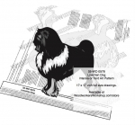 fee plans woodworking resource from WoodworkersWorkshop� Online Store - Lowchen dogs,pets,animals,dog breeds,intarsia,yard art,painting wood crafts,scrollsawing patterns,drawings,plywood,plywoodworking plans,woodworkers projects,workshop blueprints