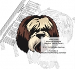 fee plans woodworking resource from WoodworkersWorkshop� Online Store - Romanian Mioritic dogs,pets,animals,dog breeds,intarsia,yard art,painting wood crafts,scrollsawing patterns,drawings,plywood,plywoodworking plans,woodworkers projects,workshop blueprints