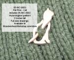 Pet Pins - Cat with Bonus Hummingbird Scrollsaw Plan