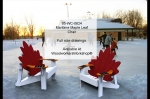 Maritime Maple Leaf Chair Woodworking Plan, maritimes,maple leaf,adirondack chiars,outdoor furniture,Canada,Canadian,Canuck,yard art,painting wood crafts,scrollsawing patterns,drawings,plywood,plywoodworking plans,woodworkers projects,workshop