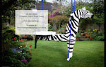 Childrens Zebra Rope Swing Full Size Woodworking Plans, rope swings,zebras,wild animals,childrens,childs,kids,toys,yard art,painting wood crafts,scrollsawing patterns,drawings,plywood,plywoodworking plans,woodworkers projects,workshop blueprints