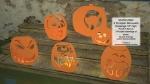 Pumpkin Silhouette Woodworking Set of 5 Patterns PLUS 5 Bonus Drawings