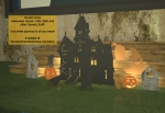 Halloween House, Cats, Bats and other Spooky Stuff Plywood Projects woodworking plan
