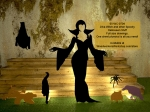 Diva Witch and other Spooky Stuff Halloween Yard Woodworking Drawings
