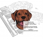 fee plans woodworking resource from WoodworkersWorkshop� Online Store - Plott Hound Dogs,pets,animals,dog breeds,yard art,painting wood crafts,scrollsawing patterns,drawings,plywood,plywoodworking plans,woodworkers projects,workshop blueprints