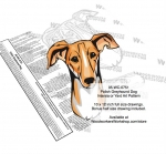 fee plans woodworking resource from WoodworkersWorkshop� Online Store - Polish Greyhound Dogs,pets,animals,dog breeds,yard art,painting wood crafts,scrollsawing patterns,drawings,plywood,plywoodworking plans,woodworkers projects,workshop blueprints