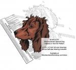 Pont-Audemer Spaniel Dog Scrollsaw Intarsia-Yard Art Woodworking Plan woodworking plan