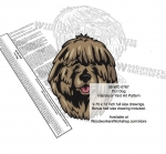 Puli Dog Yard Art Woodworking Pattern