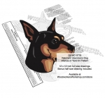 fee plans woodworking resource from WoodworkersWorkshop� Online Store - Ratonero Valenciano Dogs,pets,animals,dogs,breeds,instarsia,yard art,painting wood crafts,scrollsawing patterns,drawings,plywood,plywoodworking plans,woodworkers projects,workshop blueprints