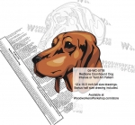 fee plans woodworking resource from WoodworkersWorkshop� Online Store - Redbone Coonhound Dogs,pets,animals,dogs,breeds,instarsia,yard art,painting wood crafts,scrollsawing patterns,drawings,plywood,plywoodworking plans,woodworkers projects,workshop blueprints