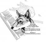 Saarloos Wolf Dog Intarsia - Yard Art Woodworking Pattern