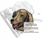 fee plans woodworking resource from WoodworkersWorkshop� Online Store - Saint-Usuge Spaniel Dogs,pets,animals,dogs,breeds,instarsia,yard art,painting wood crafts,scrollsawing patterns,drawings,plywood,plywoodworking plans,woodworkers projects,workshop blueprints