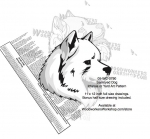 fee plans woodworking resource from WoodworkersWorkshop� Online Store - Samoyed Dogs,pets,animals,dogs,breeds,instarsia,yard art,painting wood crafts,scrollsawing patterns,drawings,plywood,plywoodworking plans,woodworkers projects,workshop blueprints